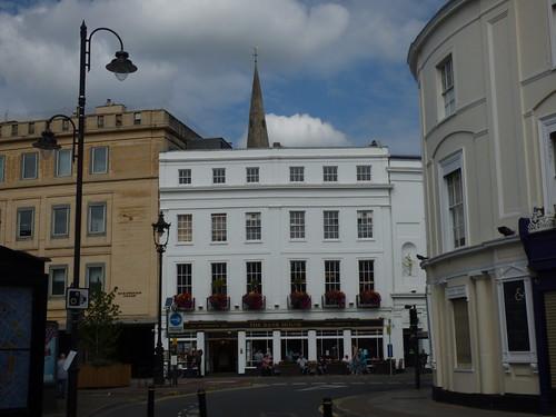 The Bank House - 15-21 Clarence Street, Cheltenham