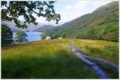 Doune Byer Bothy (Ben.Allison36) Tags: doune byre bothy loch lomond west highland way whw scotland argyllandbute mountain bothies association mba