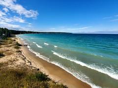Lake Michigan (Neil Noland) Tags: mackinawcity fortmichilimackinac michigan lakemichigan