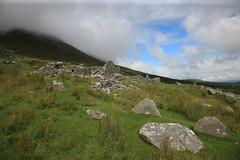 Deserted Village, Achill (granardblue) Tags: mayo ireland achillisland slievemore