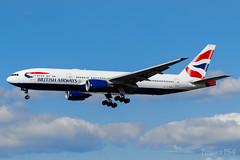 G-YMMH | British Airways | Boeing 777-236(ER) | LHR/EGLL (Tushka154) Tags: 777200 777 spotter britishairways london 777236er gymmh boeing heathrow unitedkingdom aircraft airplane avgeek aviation aviationphotography boeing777 boeingtripleseven planespotter planespotting spotting tripleseven uk