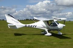 G-GAVV Flight Design Super Sport CT cn E-18-12-51 Sywell 01Sep19 (kerrydavidtaylor) Tags: sywellaerodrome orm egbk northamptonshire ctsl