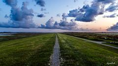 sunset Borkum (.D..B.) Tags: borkum germany nikon d7000 landscape sunset sigma ys widerama clouds