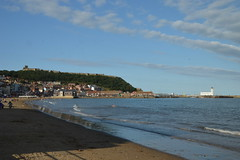 South Bay from the Beach (CoasterMadMatt) Tags: scarborough2019 scarborough seasideresort seasidetown seaside town towns coastaltown coastal englishtowns englishseaside scarboroughcastle castle castles yorkshirecastles castlesinyorkshire englishcastles castlesinengland scarboroughlighthouse lighthouse southbay bay beach beaches yorkshirebeaches coastallandscape landscape landscapes northyorkshire yorkshire yorks england britain greatbritain gb unitedkingdom uk july2019 summer2019 july summer 2019 coastermadmattphotography coastermadmatt photography photos photographs nikond3200