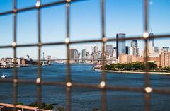 two bridges (crybaby75) Tags: 2019 canon canon1300d crybaby75 ny nyc newyork newyork2019 travel us usa bridge brooklynbridge manhattanbridge landscape may május spring