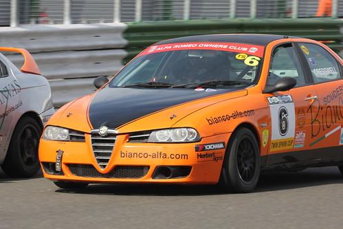 Alfa Romeo Championship - Mallory Park 2019