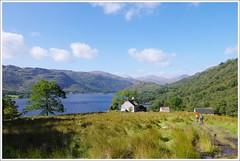 Doune Byer Bothy Loch Lomond (Ben.Allison36) Tags: doune byre bothy loch lomond west highland way whw scotland argyllandbute mountain bothies association mba