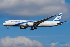 4X-EDE | El Al Israel Airlines | Boeing 787-9 Dreamliner | LHR/EGLL (Tushka154) Tags: 787 unitedkingdom 4xede elalisraelairlines london 7879 boeing heathrow spotter 787dreamliner aircraft airplane avgeek aviation aviationphotography boeing787 boeing787dreamliner dreamliner elal planespotter planespotting spotting uk
