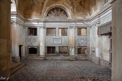 Gloria (Annalisa Grassi) Tags: urbex church chiesa abbandono abandoned arteminore old ilmondodilisa