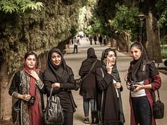 Girls (Saurí) Tags: persia girls smile nice