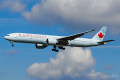 C-FIVR | Air Canada | Boeing 777-333(ER) | LHR/EGLL (Tushka154) Tags: 777333er unitedkingdom spotter london boeing aircanada cfivr 777 777300 heathrow aircraft airplane avgeek aviation aviationphotography boeing777 boeingtripleseven planespotter planespotting spotting tripleseven uk