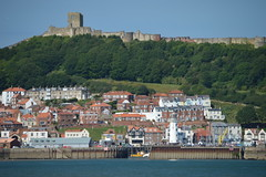 The Castle and Old Town (CoasterMadMatt) Tags: scarborough2019 scarborough seasideresort seasidetown seaside town towns coastaltown coastal englishtowns englishseaside scarboroughcastle castle castles yorkshirecastles castlesinyorkshire englishcastles castlesinengland oldtown old historictown southbay bay coastallandscape landscape landscapes building structure architecture northyorkshire yorkshire yorks england britain greatbritain gb unitedkingdom uk july2019 summer2019 july summer 2019 coastermadmattphotography coastermadmatt photography photos photographs nikond3200