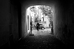 Women an Dog's (Burak Özkaya) Tags: bavaria germany street people streetsstorytelling worldstreetphotographers streetziers streetphotography fromstreet streetleaks streetfinder nonstopstreet sonyphotography spicollective cityphotography streetstyle streetphoto streetsgrammer capturestreet intercollective streetlife streetlove streetphotoawards streetlifeaward dog monochrome blackandwhite