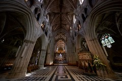Worcester Cathedral (ickoonite) Tags: cathedral england anglican