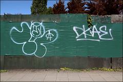 Time / Dkae (Alex Ellison) Tags: time osv dkae 1t northlondon urban graffiti graff boobs