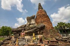 Ayutthaya IMG_0109 (flanaan) Tags: ayuthaya ayutthaya thailand ancient city ruins unesco world heritage site buddha buddhist temple pagoda paya