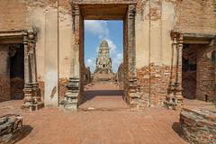 Ayutthaya IMG_0084 (flanaan) Tags: ayuthaya ayutthaya thailand ancient city ruins unesco world heritage site buddha buddhist temple pagoda paya