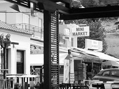 Greek town  #greece #corfu #town #street #shops (MadelynBMedia) Tags: greece corfu town street shops
