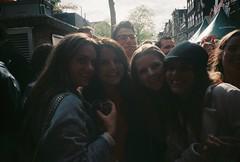 kings day 2019 (bermudajess) Tags: amsterdam onfilm 35mm 35mmfilm olympus olympusfilm fujifilm agfavista fujisuperia kingsday holland