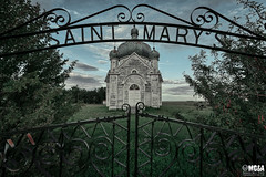 Saint Mary's (www.instagram.com/mga22explorer) Tags: abandoned church 2019 lost place old relic église abandonné mga explore ue exploration urbaine