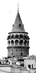 20110811 The black tower ([Ananabanana]) Tags: nikon d40 tamron tamron70300mmaff4556dildmacro tamronaf70300mmf456dildmacro tamronaff4556dildmacro 70300mmf456dildmacro 70300mmf456dildm tamron70300mm 70300mm 70300 gimp photoscape nikonistas nikonista istanbul constantinople byzantium turkey türkiye republicofturkey türkiyecumhuriyeti sky architecture history historic genoa genoese tower spires galatatower galata christeaturris blackandwhite bw blackwhite monochrome greyscale