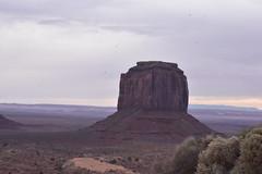 MERRICK BUTTE (SneakinDeacon) Tags: monumentvalley landscape redrocks rockformations navajonation scenicdrive bucketlist