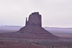 EAST MITTEN (SneakinDeacon) Tags: monumentvalley landscape redrocks rockformations navajonation scenicdrive bucketlist