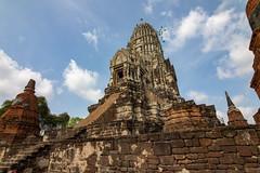 Ayutthaya IMG_0100 (flanaan) Tags: ayuthaya ayutthaya thailand ancient city ruins unesco world heritage site buddha buddhist temple pagoda paya