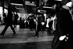 (ademilo) Tags: street streetphotography streetlight sunset sun sunlight sunshine shadows shadow city cityscape citylife contrast crowd monochrome building blackandwhite beautiful backlight beauty highcontrast tokyo town townscape japan pedestrians people pedestrian pavement passer