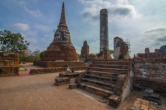 Ayutthaya IMG_0045 (flanaan) Tags: ayuthaya ayutthaya thailand ancient city ruins unesco world heritage site buddha buddhist temple pagoda paya