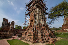 Ayutthaya IMG_0037 (flanaan) Tags: ayuthaya ayutthaya thailand ancient city ruins unesco world heritage site buddha buddhist temple pagoda paya
