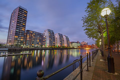 The Last time at Salford Quays (alex west1) Tags: manchester salford quays northwest waterfront salfordquays