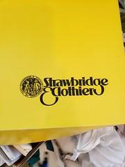 Strawbridge Clothier (neshachan) Tags: strawbridgeclothier ephemera box paper bag strawbridge strawbridgeandclothier