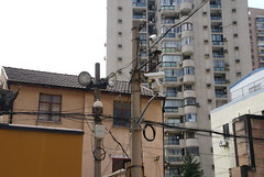 Somebody's watching (rlt64) Tags: streetscenes travel shanghai china