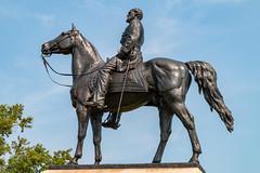 George Meade Statue (gleavesm) Tags: georgegordonmeade georgemeade gettysburg gettysburgbattlefield gettysburgnationalmilitarypark meade monument pennsylvania unitedstates