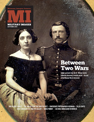 Military Images magazine cover, Autumn 2019 (militaryimages) Tags: militaryimages magazine findingaid archive backissue photography history civilwar mexicanwar spanishamericanwar worldwari indianwar soldier sailor military us america american unitedstates veteran infantry cavalry artillery heavyartillery navy marine union confederate yankee rebel roach matcher neville coddington mi citizensoldier uniform weapon photographer tintype ambrotype cartedevisite stereoview albumen daguerreotype hardplate ruby
