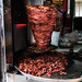Grilled beef sliced for shawarma dishes