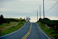 FedEx (bluebird87) Tags: fedex truck road nikon d7100
