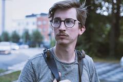 (alice verlaine corbion) Tags: garçon lunettes portrait