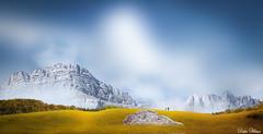 Affluence (Didier HEROUX) Tags: montagnes mountains alpes alps alpi alpen landscape paysage hautesavoie france french didierheroux herouxdidier rando randonnée balade randonneur alpesdunord septembre 2019 évasion francophile nature auvergnerhonealpes roche sommets massif aravis raw panasonic leica