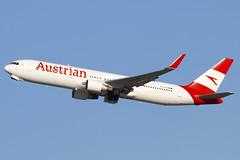OE-LAX (JBoulin94) Tags: oelax austrian airlines boeing 767300 washington dulles international airport iad kiad usa virginia va john boulin
