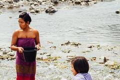 Woman in Longyi Bathing in River, Saw Myanmar (AdamCohn) Tags: adam cohn burma chauk myanmar bath bathe bathing river streetphotographer streetphotography washing wwwadamcohncom adamcohn