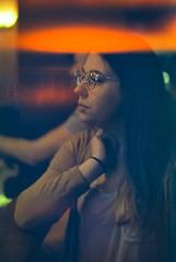 Katie (dvlmnkillatron) Tags: 35mm analog cinestill film selfdeveloped lightleak