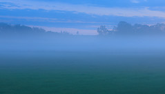 foggy eve (Antti Tassberg) Tags: norsholm summer sumu landscape yö travel sweden melby europe field dark fog lowlight mist night nightscape