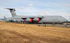 US Air Forces (USAF) / Lockheed C-5M Super Galaxy / 87-0032 / YXX Airshow 2019 (tremblayfrederick98) Tags: c5m c5galaxy lockheed yxx abbotsford abbotsfordinternationalairshow2019 aviation avgeek airplane avporn usaf usairforces airshow
