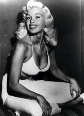 Jayne Mansfield (poedie1984) Tags: jayne mansfield vera palmer blonde old hollywood bombshell vintage babe pin up actress beautiful model beauty hot girl woman classic sex symbol movie movies star glamour girls icon sexy cute body bomb 50s 60s famous film kino celebrities pink rose filmstar filmster diva superstar amazing wonderful photo picture american love goddess mannequin black white mooi tribute blond sweater cine cinema screen gorgeous legendary iconic lippenstift lipstick busty boobs décolleté oorbellen earrings