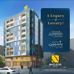 Featuring luxury apartments in 1 BHK, 2 BHK and studio apartment categories and conveniently located and built with your ultimate comfort in mind, Nucleus Yasmin has everything you need to make your experience in Salalah even more beautiful.  visit us at (nucleusproperties) Tags: beautiful life salalah livelife style luxuryapartment realestate lifestyle beautifulplace luxury nature apartment architecture luxuryhomes jasmine interior muscat gorgeous design elegance waterfalls khareefseason environment exquisite view oman greenery experiencesalalah atmosphere home