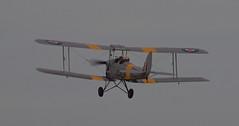 2019_08_0542 (petermit2) Tags: dehavillanddh82atigermoth dehavillanddh82tigermoth dh82tigermoth dehavillandtigermoth dehavilland tigermoth dh82 dh82a gdhzf n9192 eastkirkbyairshow2019 eastkirkbyairshow eastkirkby airshow spilsby lincolnshire