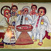 Injera Basket - Mahabaraw - Ethiopian Meal