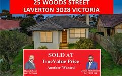 25 Woods St, Laverton Vic